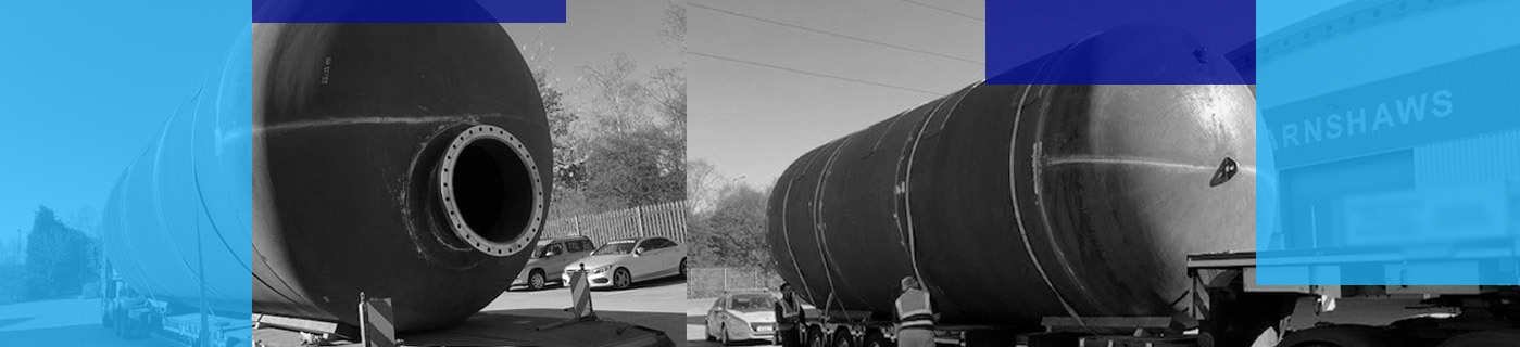 Case Study - Barnshaws has once again exceeded its limits with the production of the largest welded tank