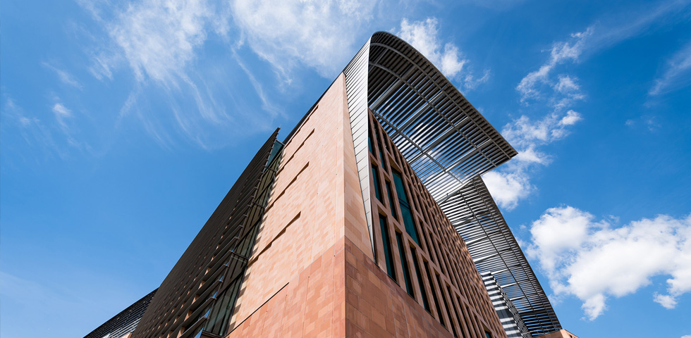 Francis Crick Institute benefits from modern curved steel solutions first image