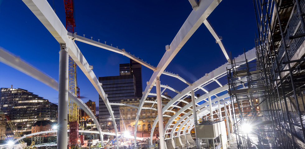 Barnshaws Deliver Curve Appeal to Manchester Victoria Station second image