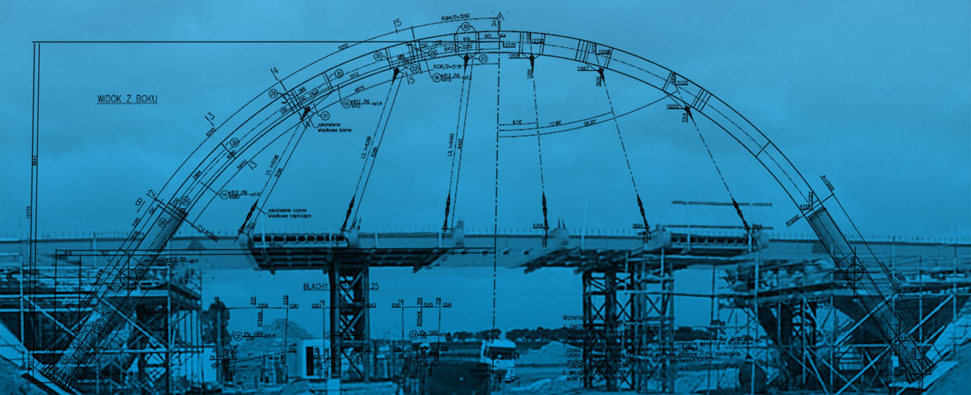 Case Study - Wielun Ring Road built with innovative curved tubes