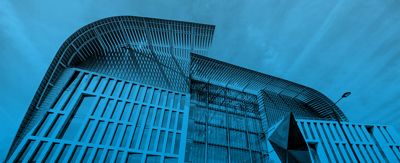 Case Study - Francis Crick Institute benefits from modern curved steel solutions