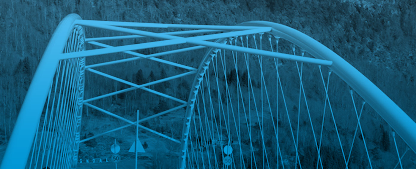 Case Study - Landmark Norwegian fjord bridge stays ahead of the curve