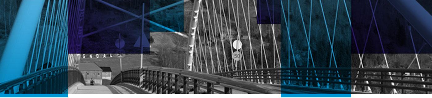 Loftesnes Bridge Norway