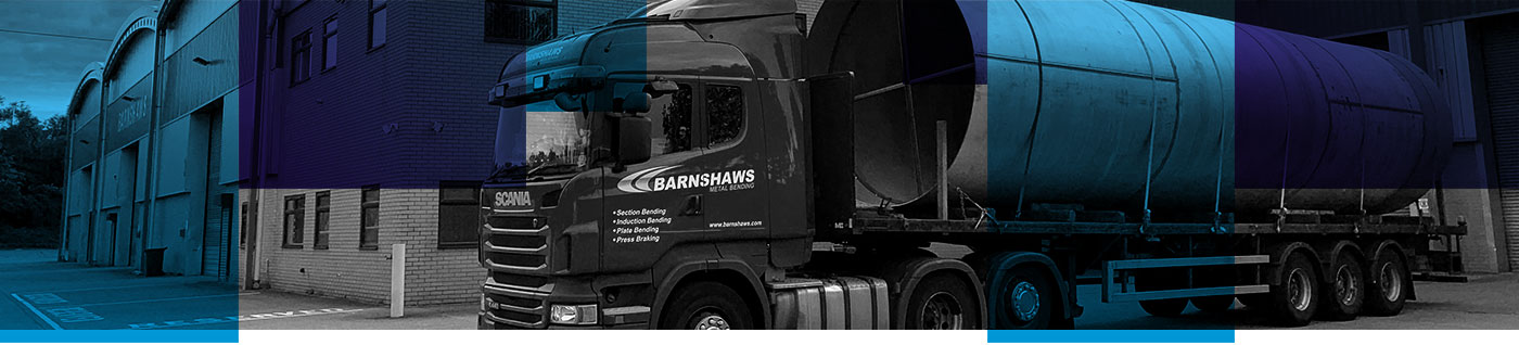 Barnshaws continues metal bending service for essential sectors