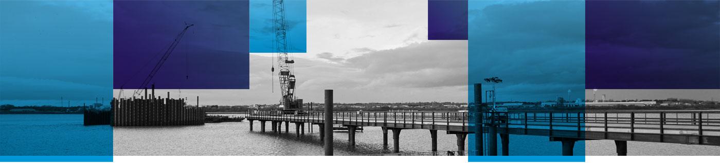 Mersey Gateway Bridge pylons