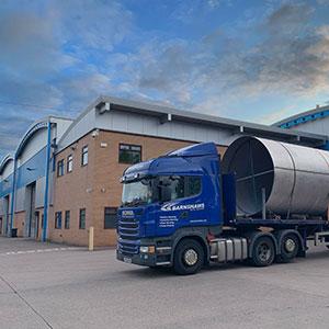 Barnshaws continues metal bending service for essential sectors