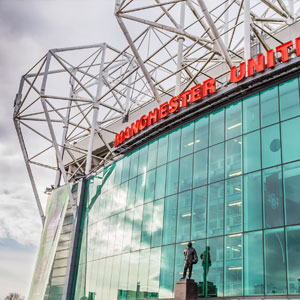 Projects for Premier League sides have included developing the roof over what is now known as the Sir Alex Ferguson stand