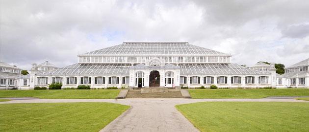 Kew Gardens reopening spurs memories of Barnshaws' Palm House renovation