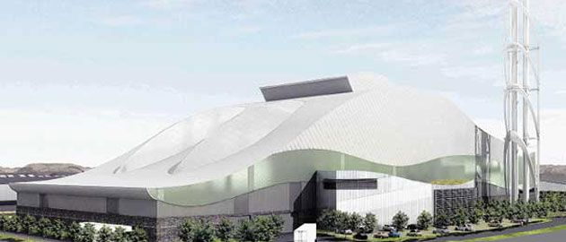 Cardiff waste-to-energy project