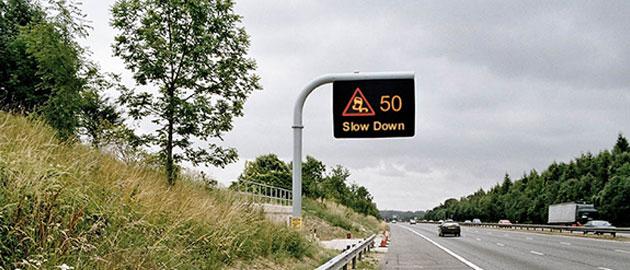 Motorway Traffic Flow