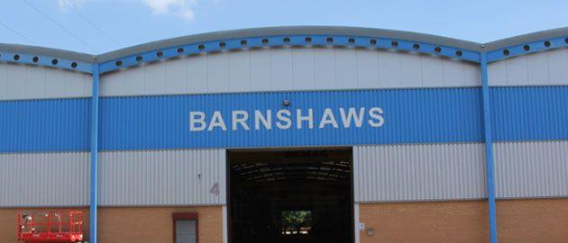 Barnshaw Section Benders