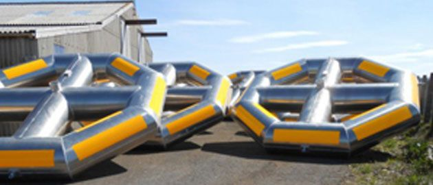 Offshore renewable construction project