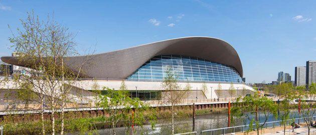 The London Aquatics Centre